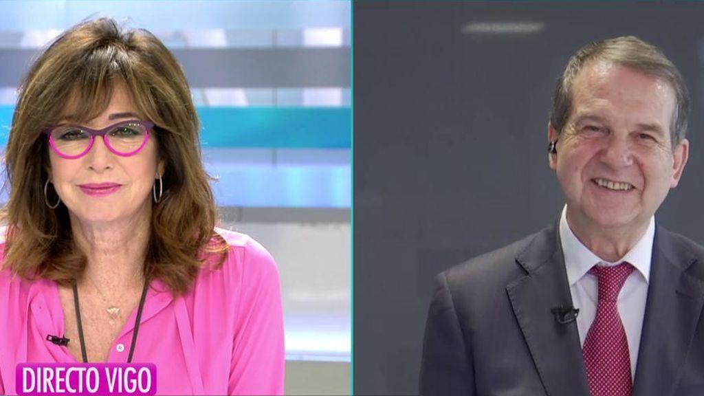 Abel Caballero habla del diálogo en Cataluña