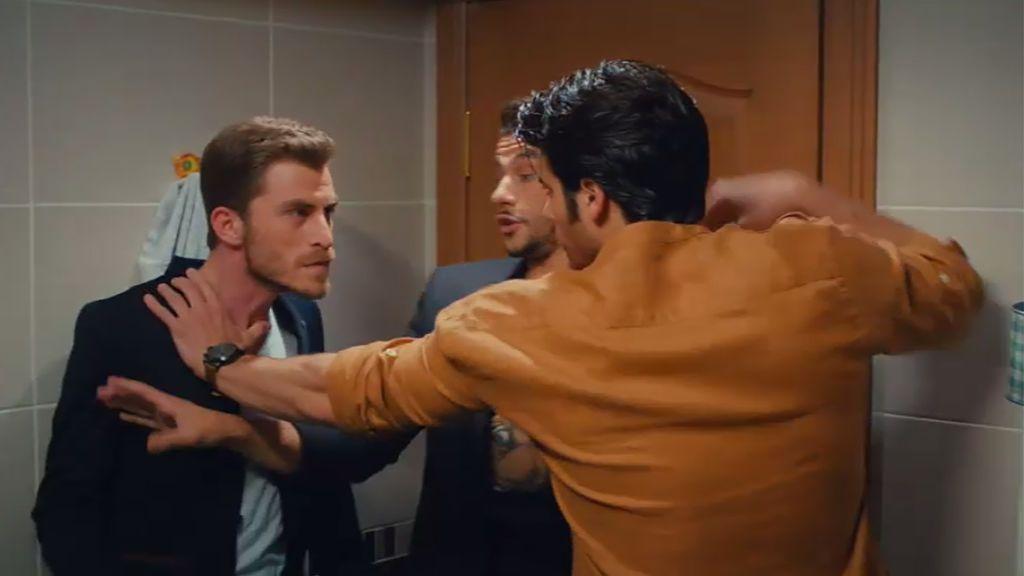 Yalin se enfrenta al hermano de Defne