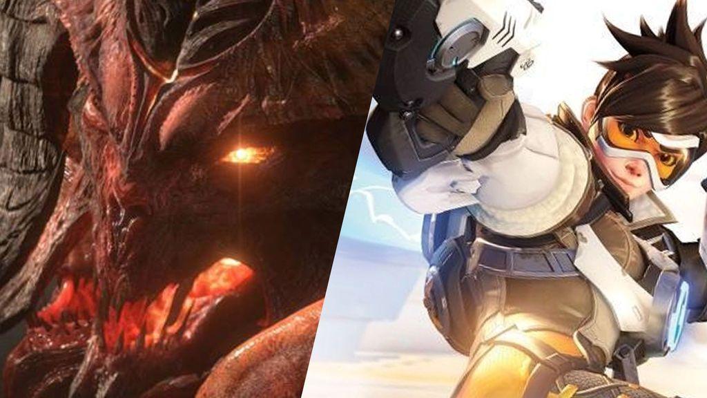 Diablo y Overwatch llegarían a Netflix con sendas series de animación