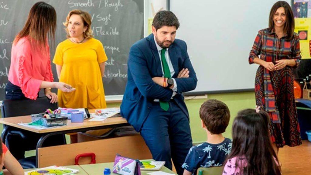 Polémica en Murcia por el pin parental