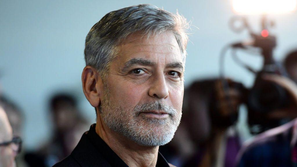 George Clooney ya está en la isla de La Palma para rodar su próxima película 'Good morning, midnight'