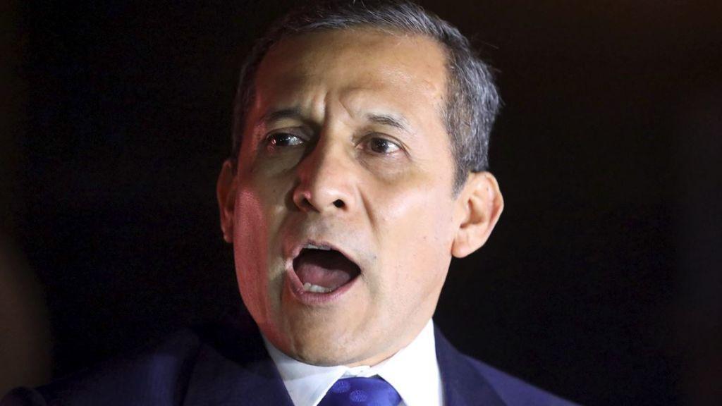 Segundo frente judicial contra el expresidente de Perú Humala