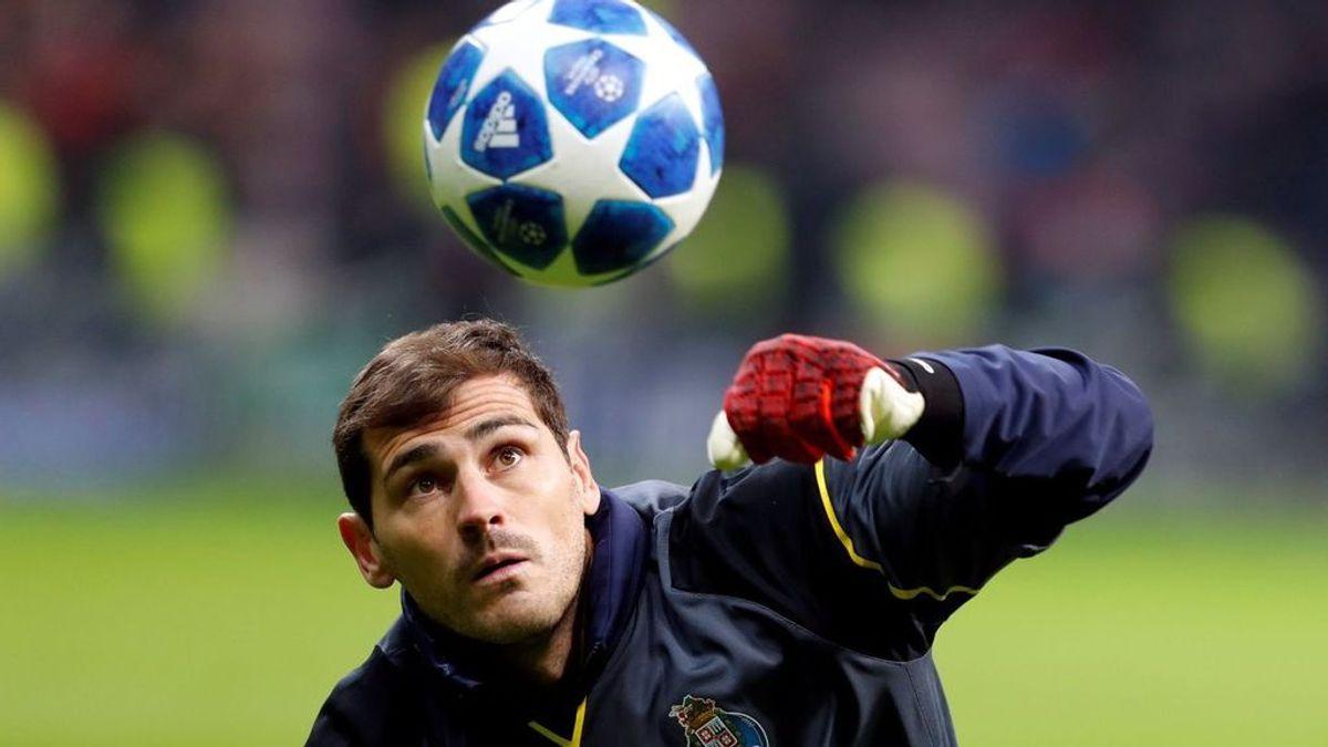 Casillas hace oficial que peleará a Rubiales la presidencia de la Federación, como anunció en exclusiva Manu Carreño