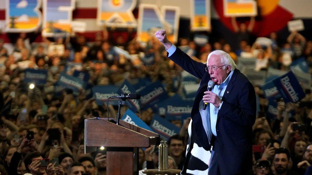 El programa ´Medicare para todos´ en el centro de la contienda por ganar las primarias de Nevada