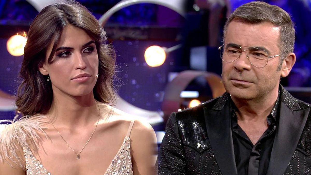 """Jorge Javier Vázquez arremete contra Sofía: """"Últimamente no te reconozco"""""""
