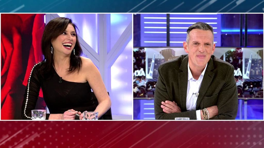 """Joaquín Prat contesta a la audiencia con ironía: """"Es verdad, no soporto a Marta Flich"""""""