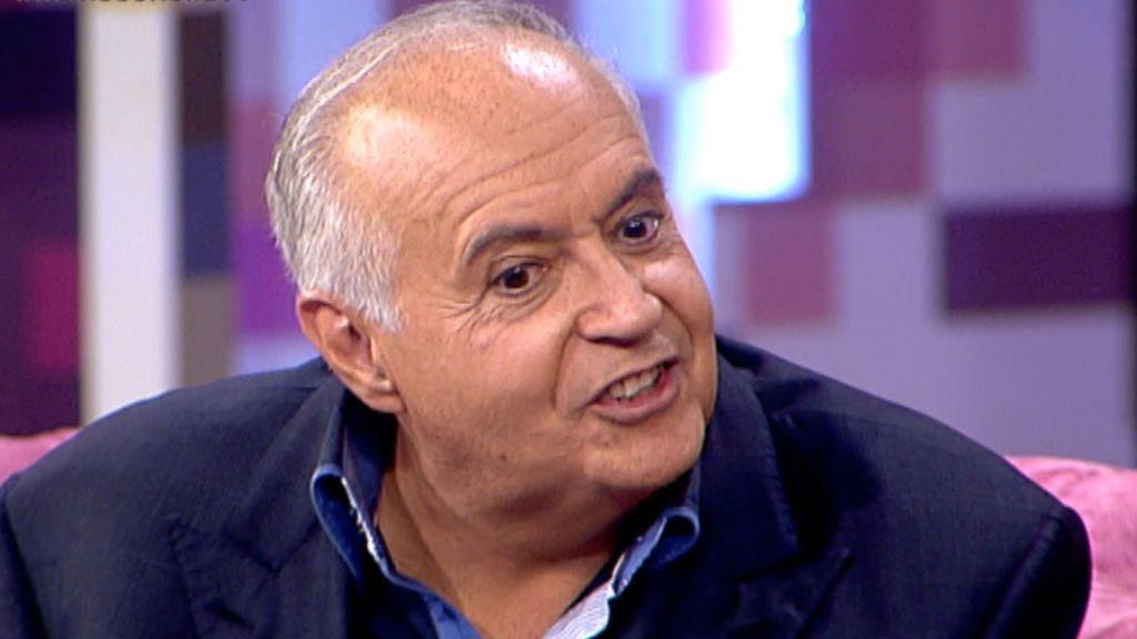 José Luis Moreno, María Jiménez y otros famosos que abandonaron indignados un plató