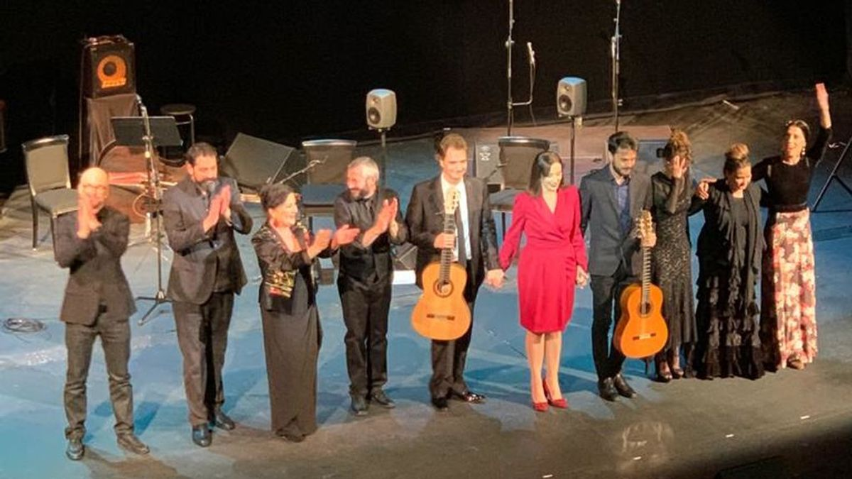 Lección de vida de dos veteranas, 68 y 61 años, en el teatro de la Zarzuela de Madrid