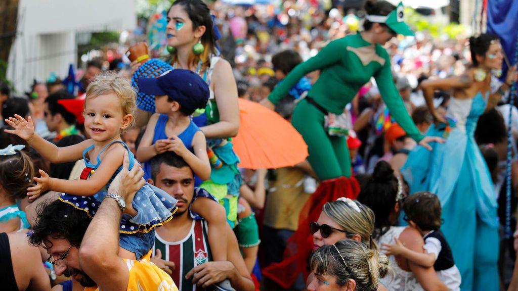 Se acercan los Carnavales: el tiempo que va a hacer, por zonas