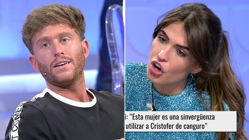 Sofía defiende a Fani de los ataques de Gonzalo