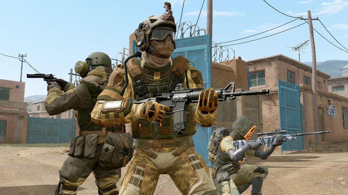 Warface, el FPS gratuito de Crytek, llega a Nintendo Switch