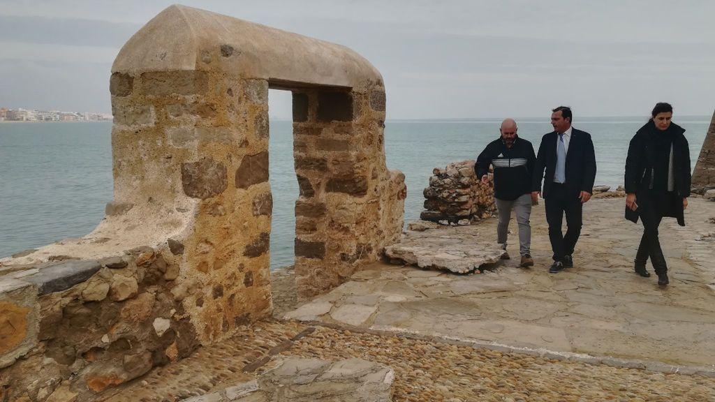 muralla Peñíscola