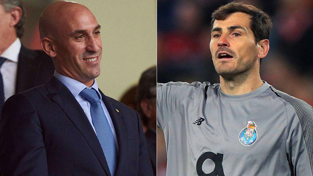Rubiales está convencido de que va a ganar fácilmente a Casillas en las elecciones a presidente de la Federación