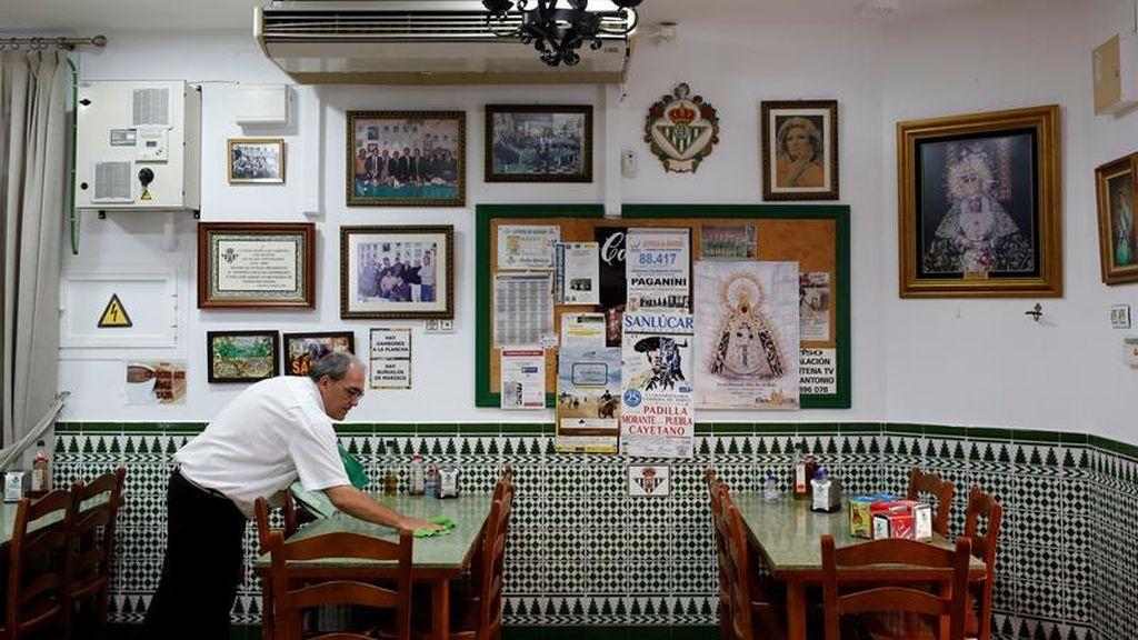 Restaurante de José Manuel Abel en Chipiona