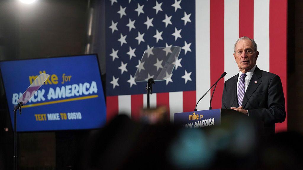 Michael Bloomberg: el exalcalde millonario que aspira a ocupar la Casa Blanca