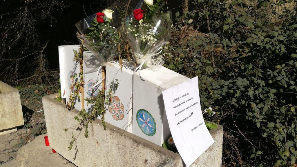 Los vecinos de Eibar, Ermua y  Zaldibar no se fían de los mensajes de tranquilidad