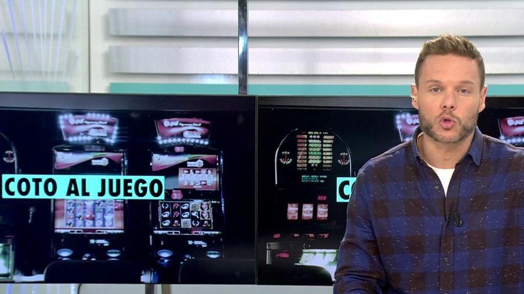 Alberto Garzón presenta una nueva legislación para los salones de juego
