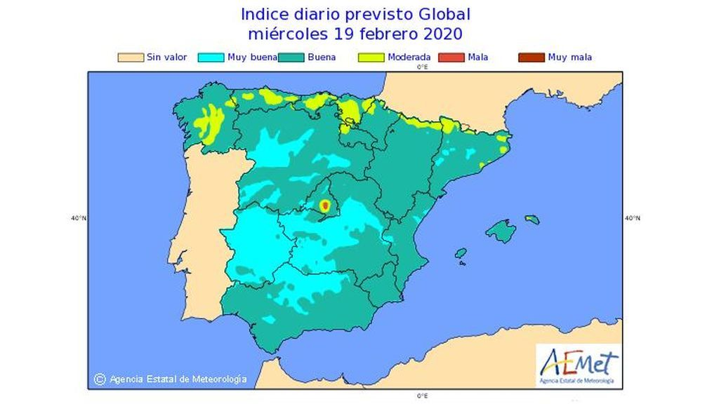 calidad aire