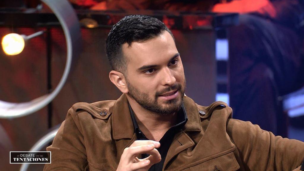"""Gonzalo confiesa que lleva seis meses sin sexo y provoca un debate entre Suso y Sandra Barneda: """"Te llevas todo a lo polémico"""""""