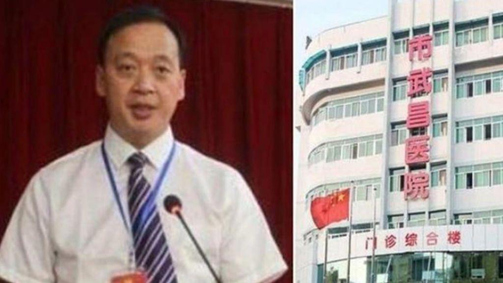 Coronavirus en China: Muere Liu Zhiming, el director del mayor hospital de Wuhan