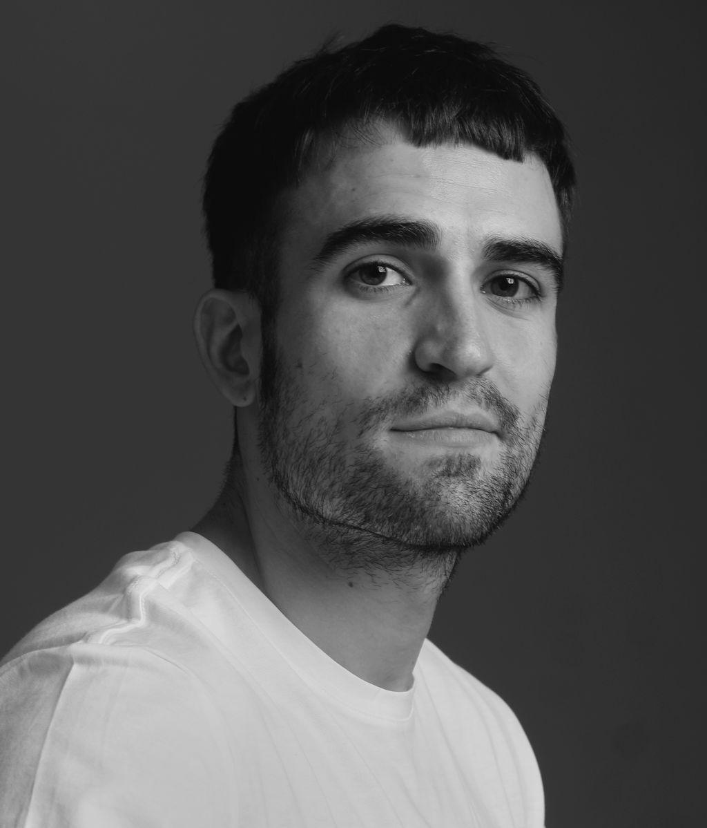 Juan Pablo Cuevas, autor de Jódete y Crece