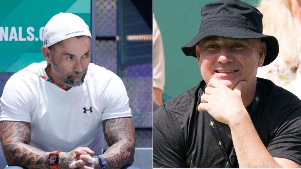 """""""Andre Agassi dio cuatro veces positivo por dopaje y lo tapó la ATP"""": el extenista Marcelo Ríos estalla contra la organización"""