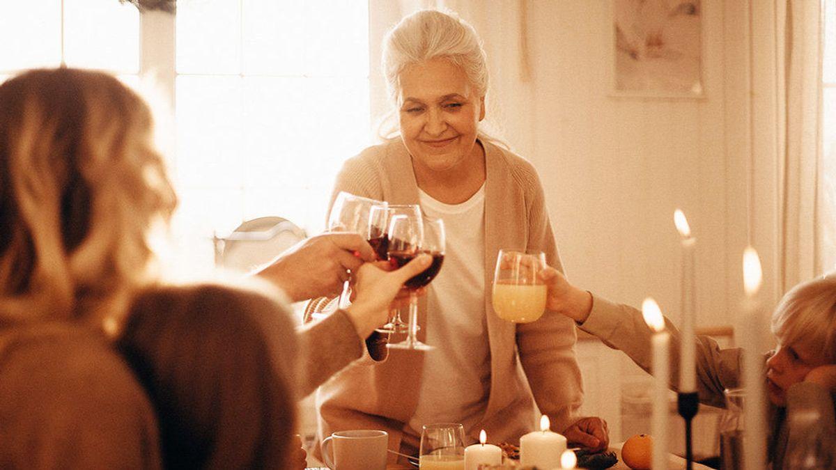 NO PUBLICAR Percibir que tenemos más control sobre nuestra vida nos ayuda a envejecer mejor