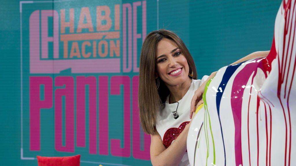 Fotos del estreno del nuevo programa 'La habitación del pánico' con Nuria Marín