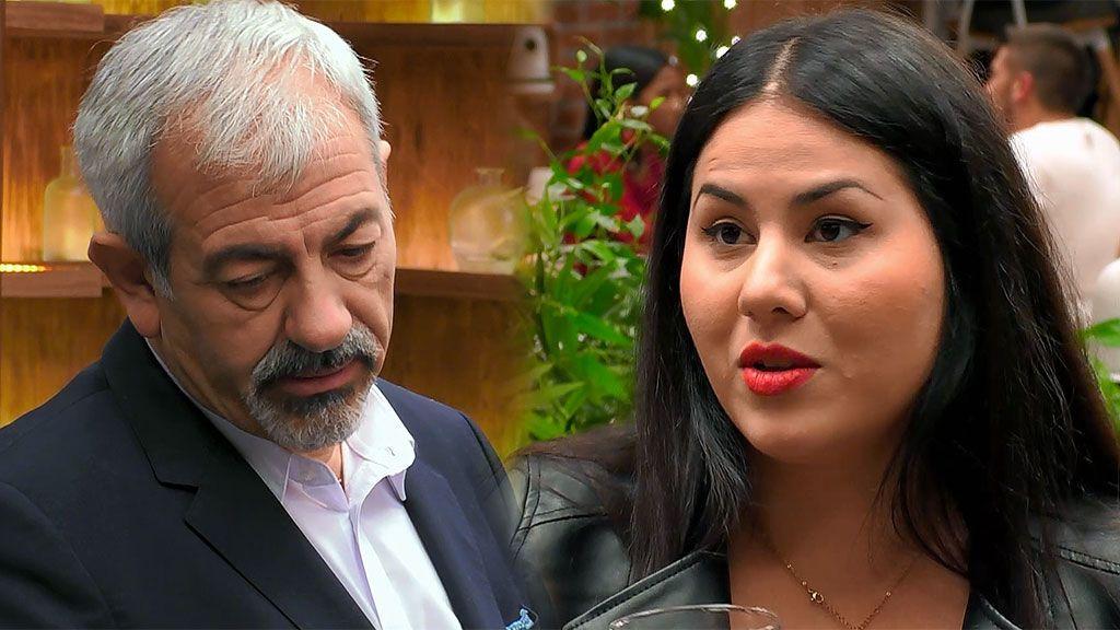 Carolina explica a Carlos Sobera por qué lo dejó con su ex