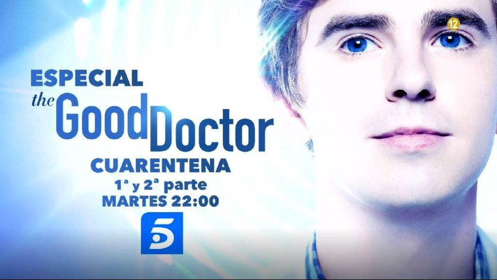 The good doctor, doble capítulo
