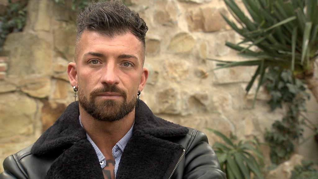 Rubén Sánchez debuta como tronista en 'Mujeres y Hombres y Viceversa'