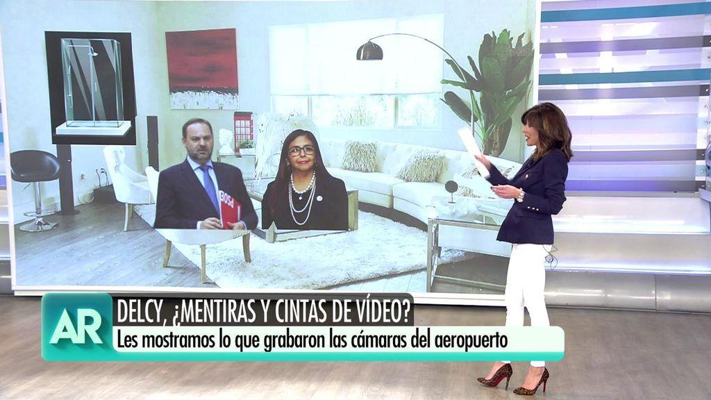 La periodista Ana Terradillos explica cómo fue el encuentro de Ábalos y Delcy Rodríguez