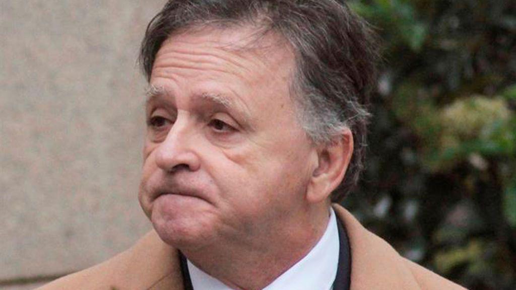Vox suspende de militancia al senador de Ceuta Juan Ros Alcaide, denunciado por  agredir a su mujer