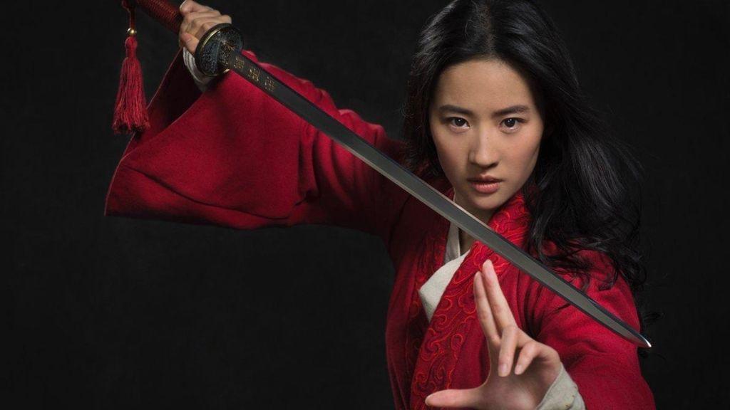 Gong Li, la actriz que interpreta a Mulán en la nueva película