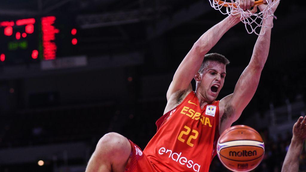 Rumanía - España, arranca el camino al Eurobasket 2021 este jueves a las 17.00h. en Cuatro y mitele.es