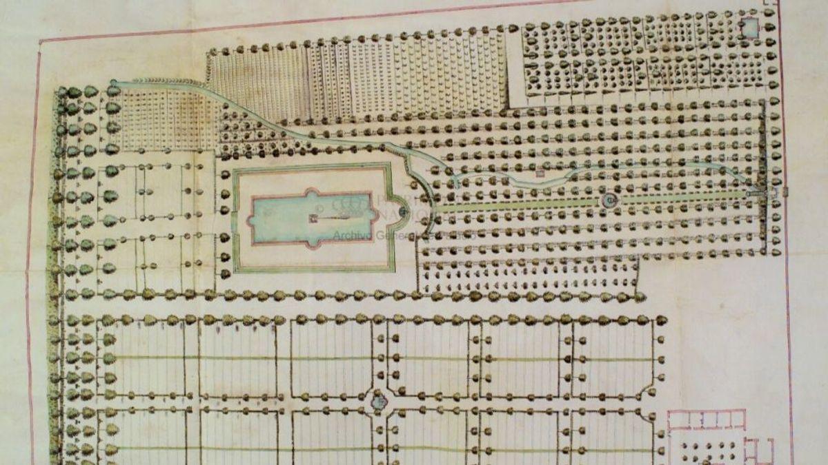 La huerta de Migas Calientes, el origen del actual Real Jardín Botánico de Madrid