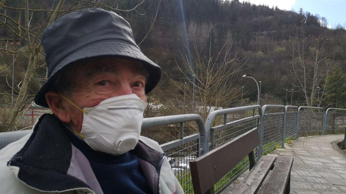 No se respira calma pese a que ya no sale humo del vertedero de Zaldibar