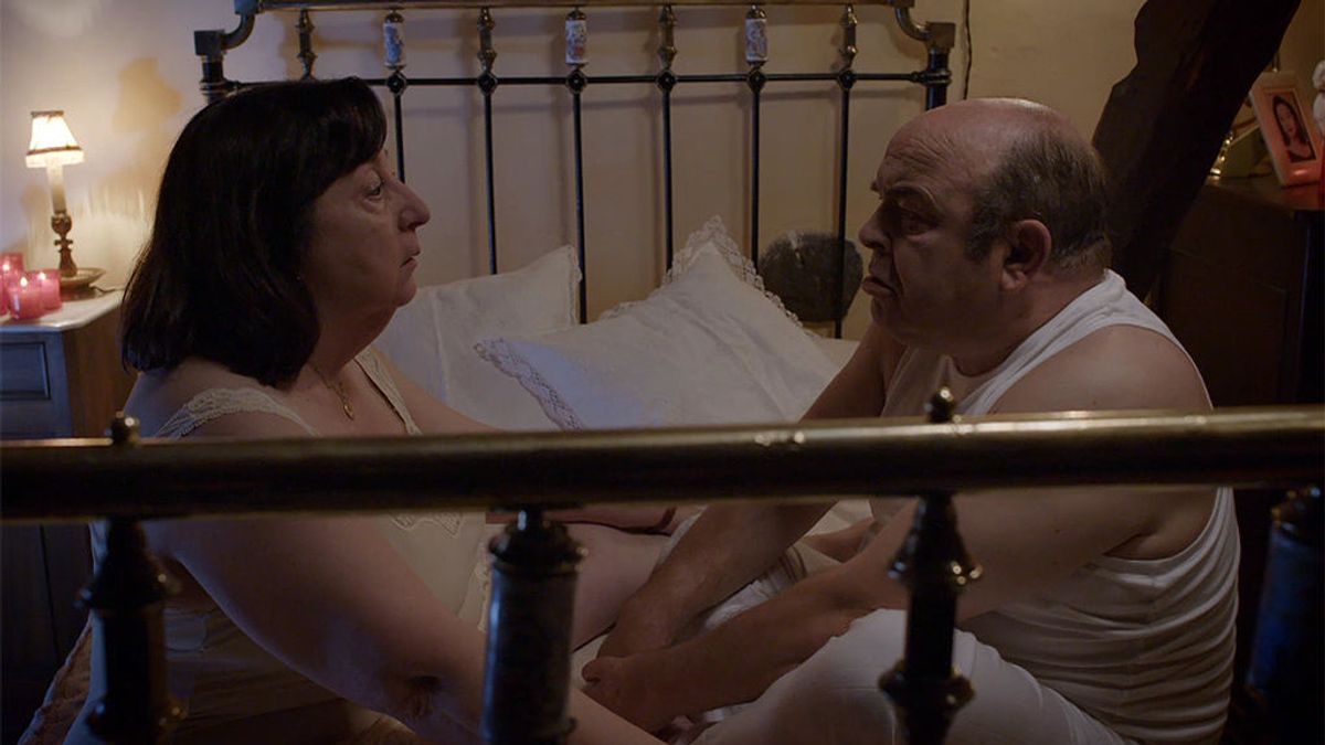 """La María y el Arsacio descubren el sexo tántrico: """"Tenemos que conectar cuerpo y alma"""""""