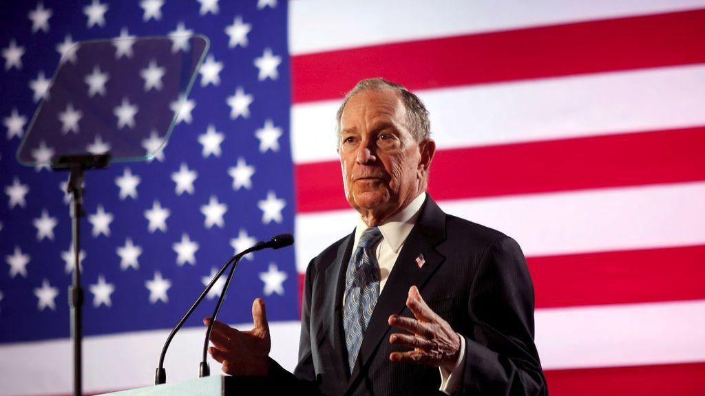 Bloomberg entra en liza por la candidatura demócrata ésta noche