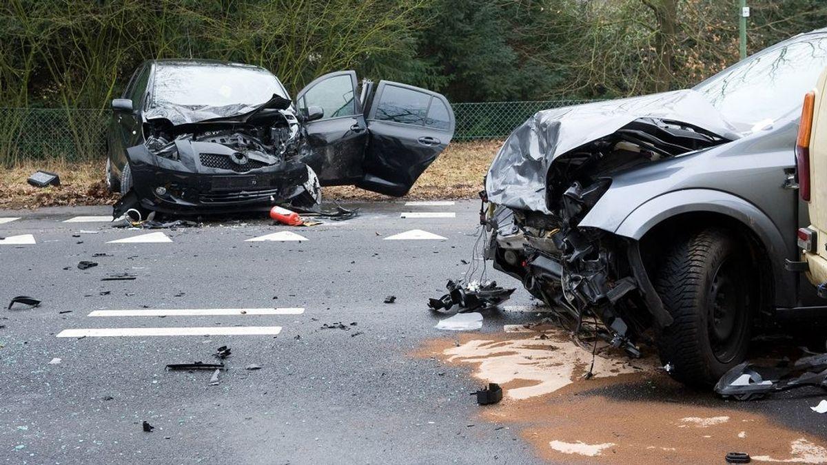 Investigan por un delito contra la integridad a una conductora que hizo viral el vídeo de un accidente mortal