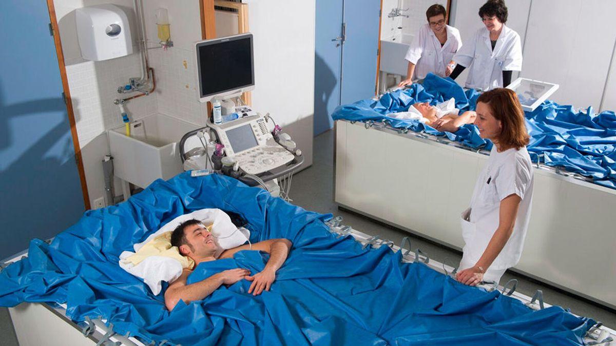 Se buscan voluntarias para pasar cinco días en camas de agua