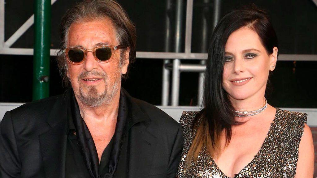 """Meital Dohan rompe con Al Pacino por ser """"demasiado mayor"""""""
