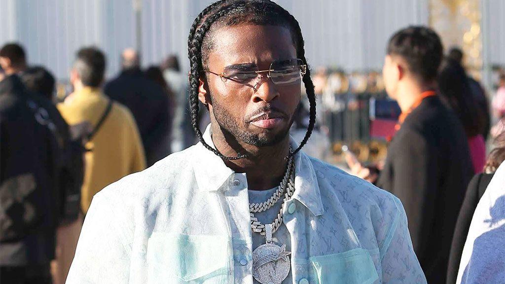 El rapero de 20 años Pop Smoke, asesinado a tiros en su casa