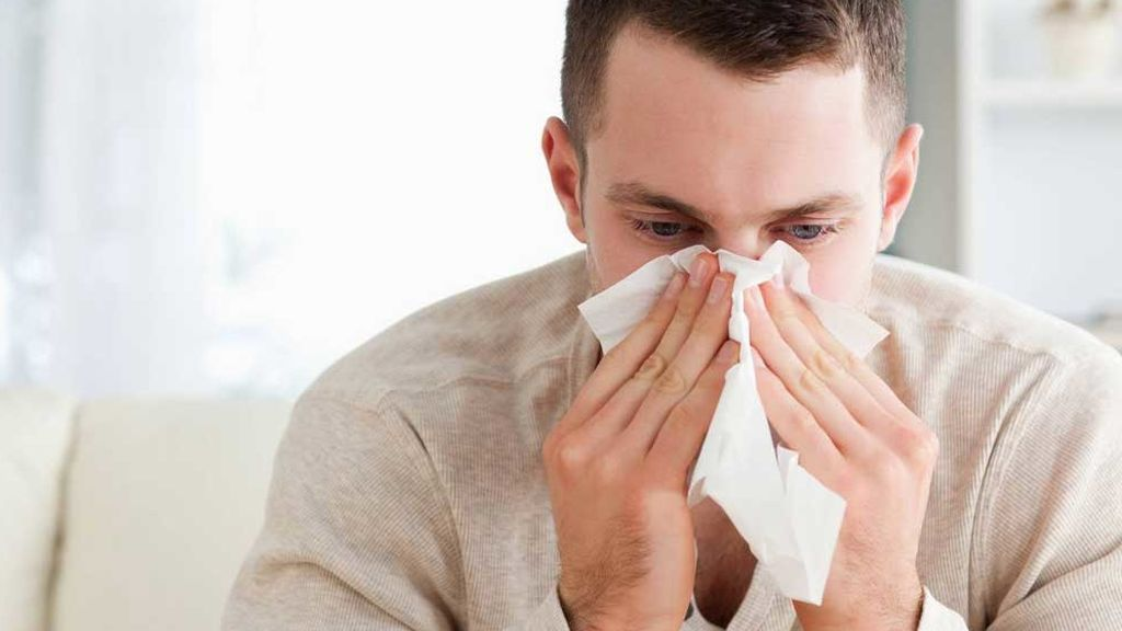La rinitis alérgica afecta a casi 500 millones de personas en todo el mundo