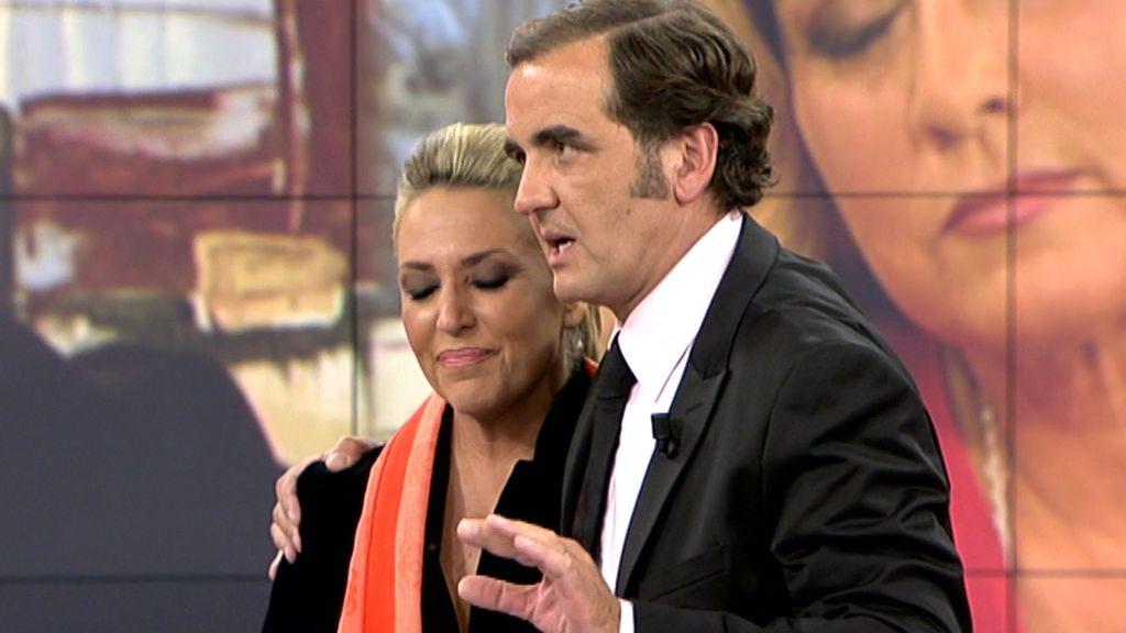 """La primera reconciliación de Lydia Lozano y Antonio Montero llegó en 2011: """"Hemos sido muy amigos"""""""