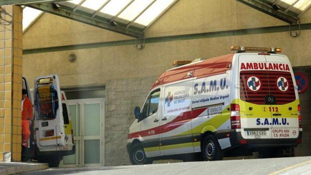 Una mujer de 90 años sobrevive a una caída desde un séptimo piso en Alicante