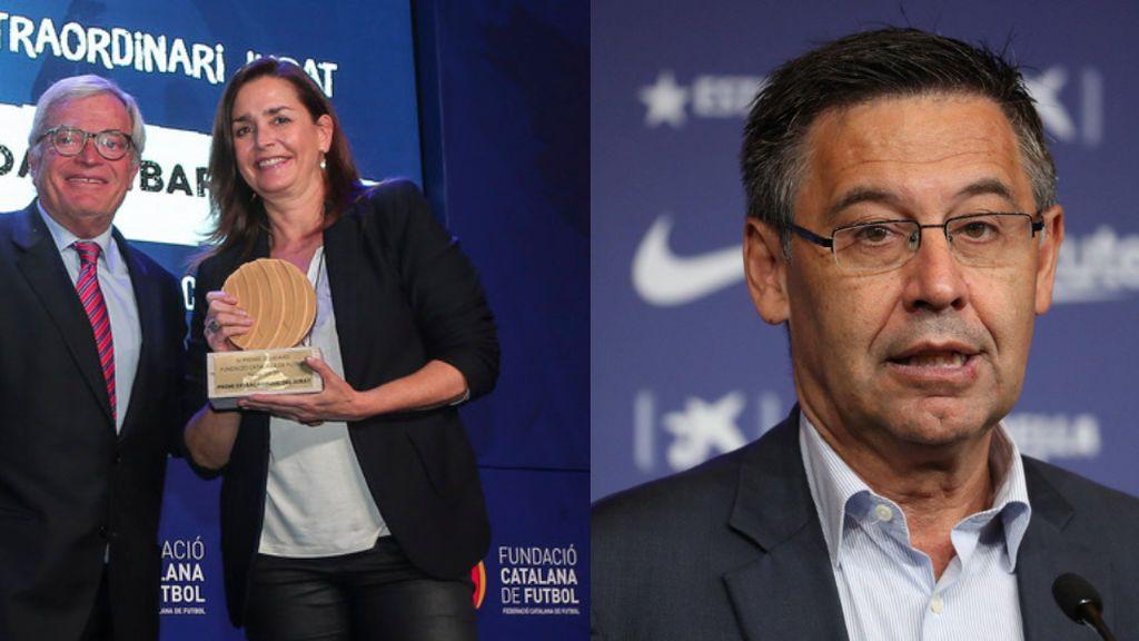 La directora de Fundación Barça conocía el modus operandi de 'I3 Venture', la empresa contratada por Bartomeu que desprestigiaba a jugadores