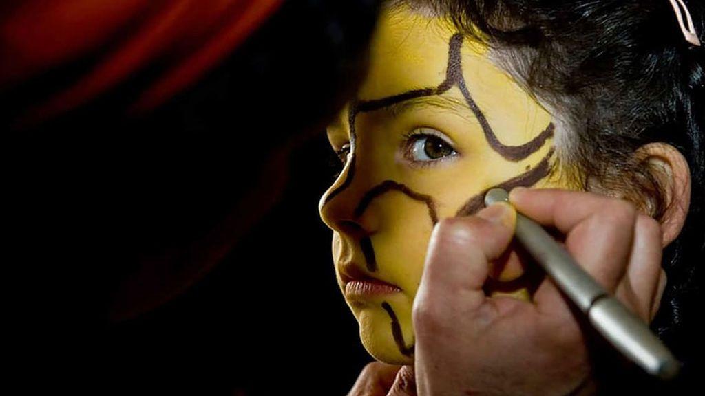 Riesgos del maquillaje infantil: la OCU da las claves para elegir bien en este carnaval