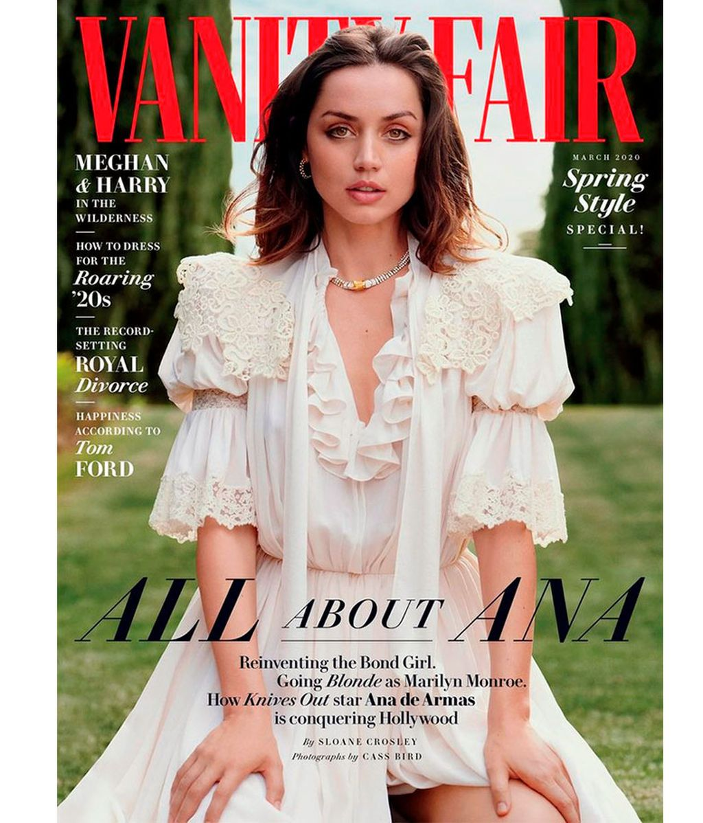 Ana de Armas en Vanity Fair