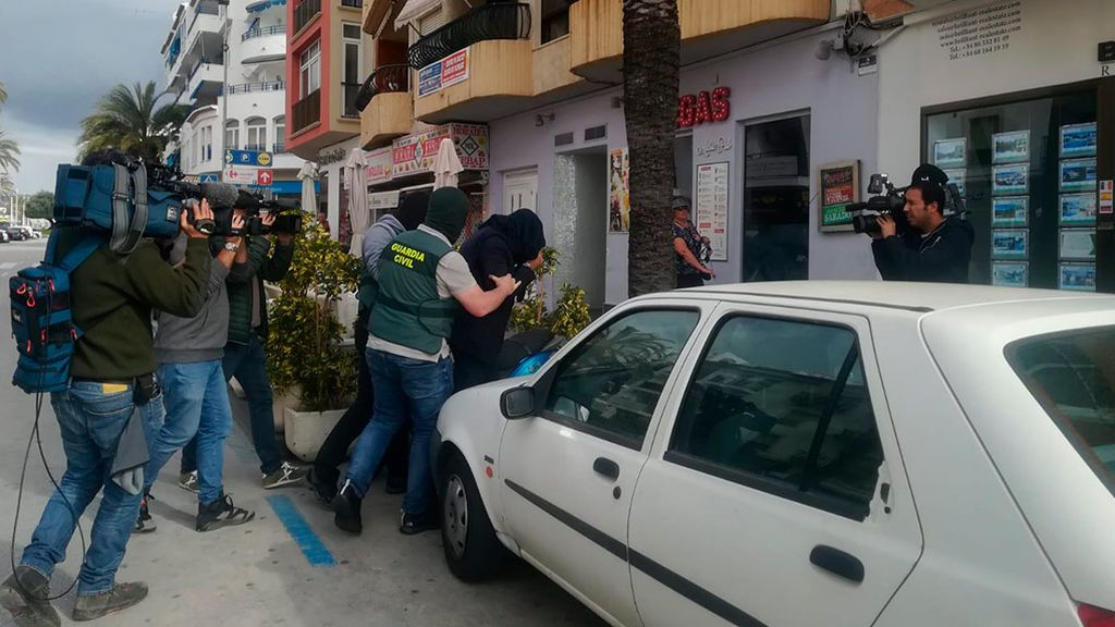 La denuncia de la mujer asesinada en Moraira no era de la víctima sino de un vecino que oyó la pelea